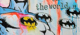 Shake the world 150 x 120 cm