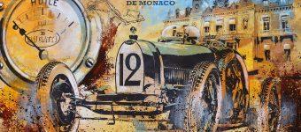 Bernd Luz, Bugatti Monaco