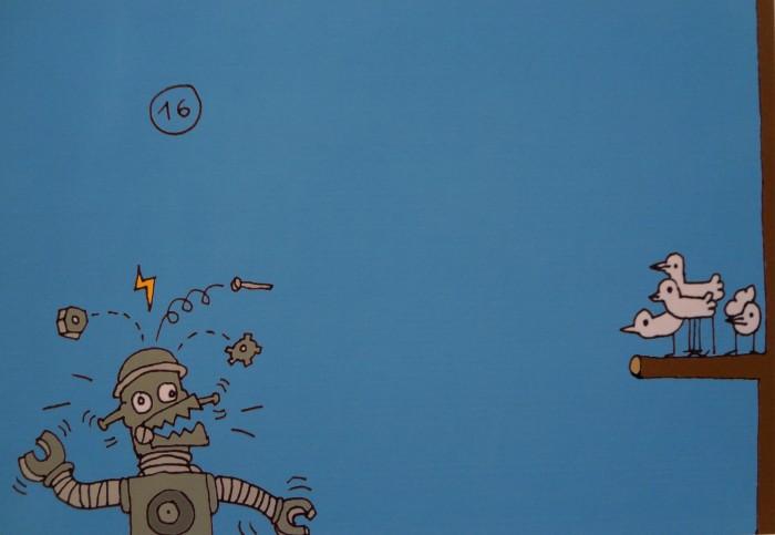 """""""Untitled"""", Digitaldruck auf Papier, 21 x 30 cm, limitiert"""