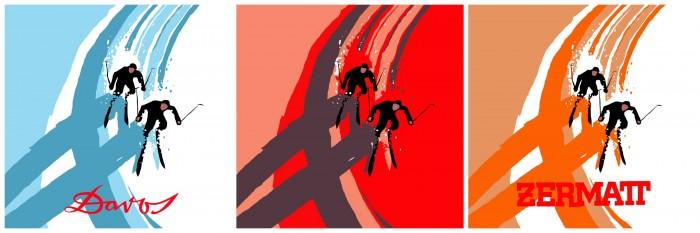 Vinc Traces Collage