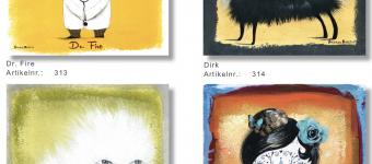 Andras Bartos, United Loneliness Prints