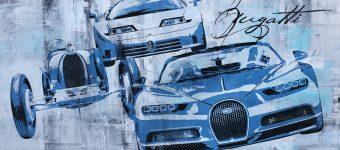 Bernd Luz, Bugatti Generation Pop