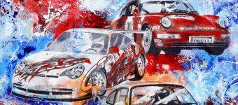 Bernd Luz, Porsche Cup Legenden