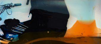 Joerg Doering Shine, 1of1, 100 x 100 cm